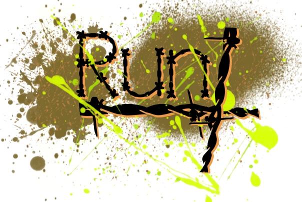 "Üks võimalikkest ""Run+"" logodest"